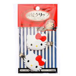 15257  sanrio hello kitty hair clip for fringe   sealed