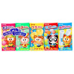 6777  coris assorted chewing gum