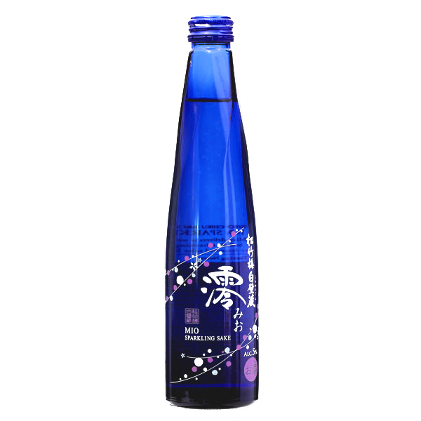 4323  shochikubai shirakabegura mio sparkling sake