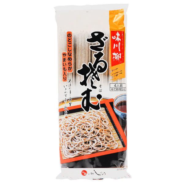 15408  shigeno seimen ajisenryuu zaru soba noodles