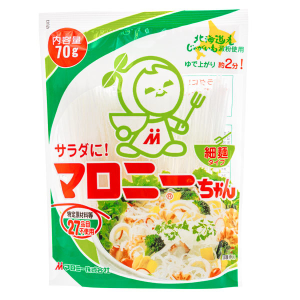 15388  malony harusame gluten free thin translucent noodles for salads