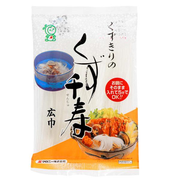 15387  malony thick flat noodles with kudzu
