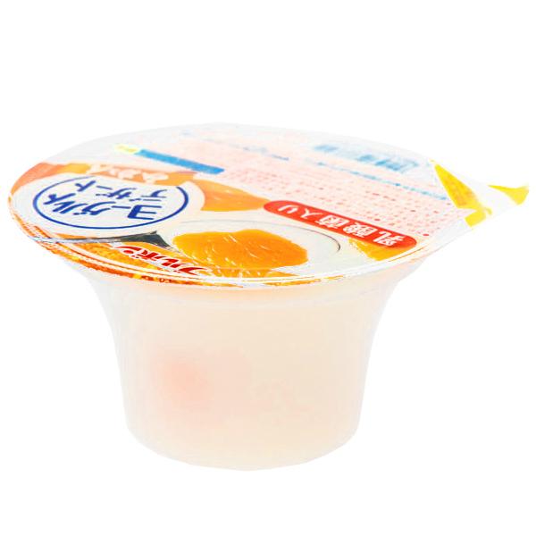 15348  bourbon satsuma orange flavoured yoghurt dessert   side