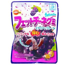 15342  bourbon fettuccine italian grape gummy candy