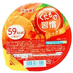 15338  bourbon mixed fruit jelly snack   front