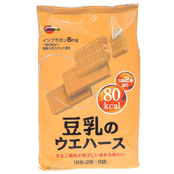 15333  bourbon soy milk cream wafer biscuits