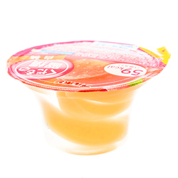 15332  bourbon white peach jelly snack   side