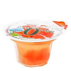 15330  bourbon zero calorie acerola cherry flavoured dessert jelly   side