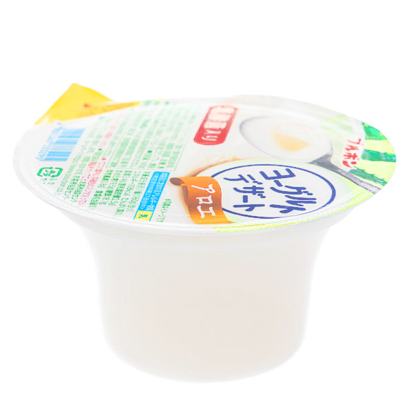 15329  bourbon aloe flavoured yoghurt jelly dessert   side
