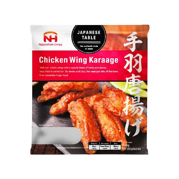 15506  frozen nh foods fried chicken wing tebasaki karaage