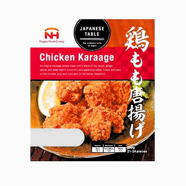 15505  frozen nh foods fried chicken karaage