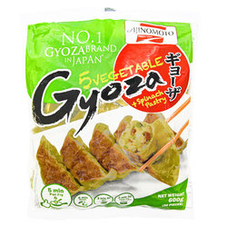 15480  frozen ajinomoto vegetable gyoza with spinach pastry