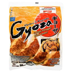 15479  frozen ajinomoto chicken and vegetable gyoza
