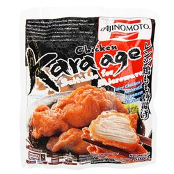 15477  frozen ajinomoto karaage japanese fried chicken