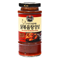 15475  beksul dak bokkeum tang yangnyeum spicy sauce for braised chicken