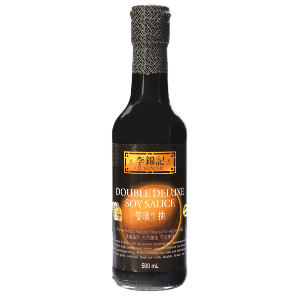 15470  lee kum kee double deluxe soy sauce