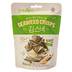 15467  bibigo seaweed crisps   original flavour