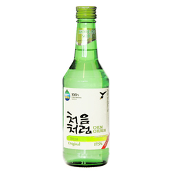 15465  lotte chilsung chum churum soju rice wine