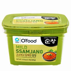 15463  o'food mild ssamjang seasoned soybean paste for meats