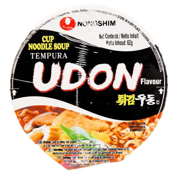 15457  nong shim tempura udon noodle soup   top view