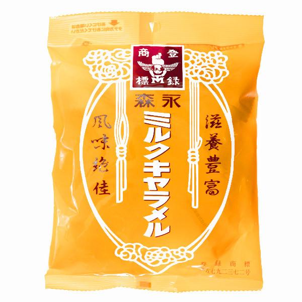 15444  morinaga milk flavoured caramels   bag