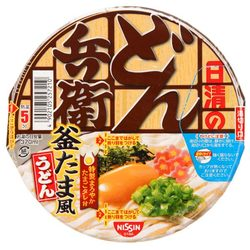 15437  nissin donbei kamatama style udon noodles