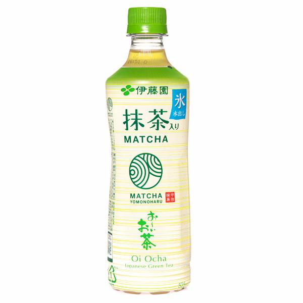 15509  itoen ooi ocha cold brew ooi ocha green tea with yomonoharu matcha