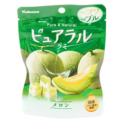15525  kabaya pureral melon flavoured gummy candy