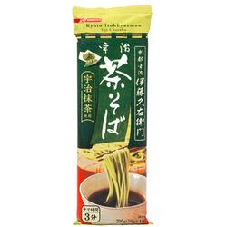 15530  nissin itokyuemon uji matcha soba noodles