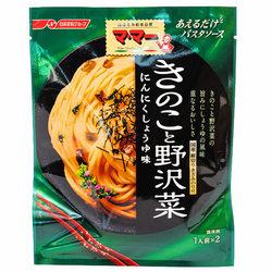 15531  nissin ma maa pasta sauce   mushroom  mustard leaf  garlic soy sauce flavour