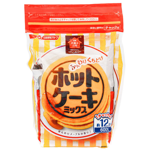 15539  nissin japanese pancake mix pack with zipper