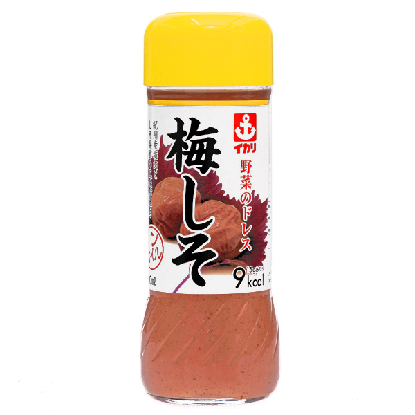 15541  ikari plum and shiso perilla non oil dressing