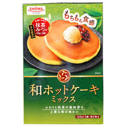15552  showa japanese pancake mix with matcha syrup