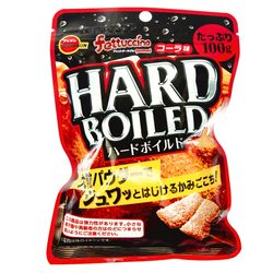 15559  bourbon fettuccine hard boiled cola gummy candy