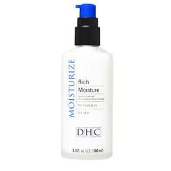 15563  dhc rich moisture facial moisturiser   bottle
