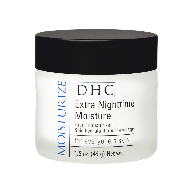 15566  dhc extra nighttime moisture facial moisturiser   tub