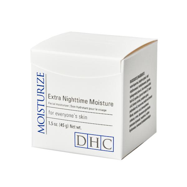 15566  dhc extra nighttime moisture facial moisturiser   box