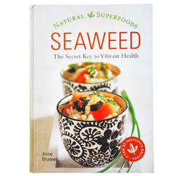 15589  free gift  natural superfoods seaweed the secret key to vibrant health recipe book