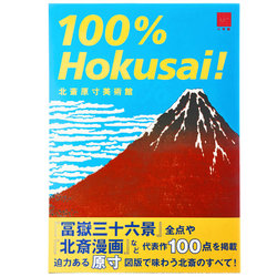 15597  tuttle 100  hokusai art book