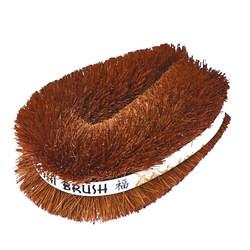 15608  amur lucky hedgehog tawashi scrubbing brush   large