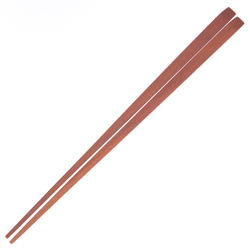 15611  tougei pentagonal sawo tree wooden chopsticks   natural coloured