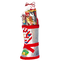 Sweets christmas stocking