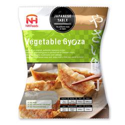 Nhf vegetable gyoza