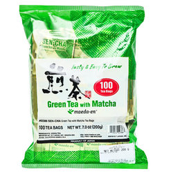 863  maedaen sencha green tea with matcha