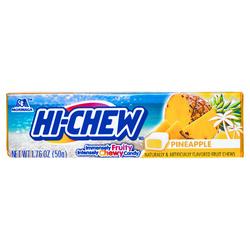15592  morinaga hi chew pineapple chewy candy %28taiwanese%29