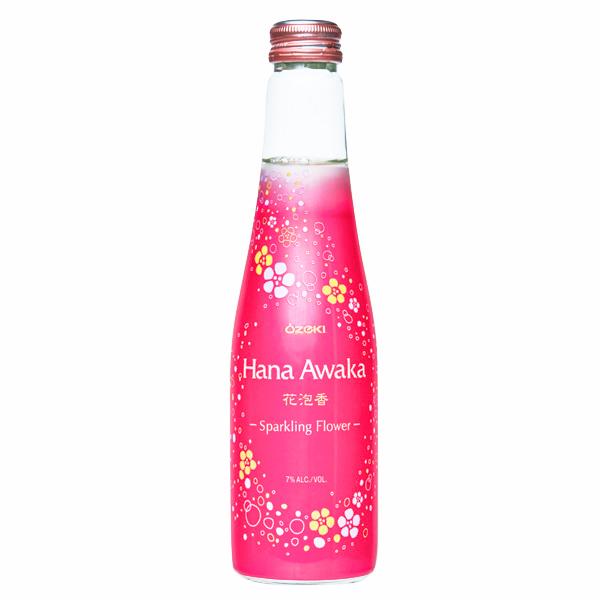 5399  ozeki hanaawaka sparkling sake