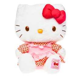 15667  sanrio hello kitty 45th anniversary collector's memorial soft toy   country kitchen