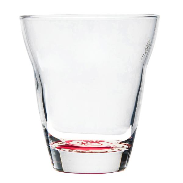 15673  sanrio hello kitty tulip shape drinking glass   ume plum blossom