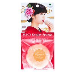 15683  yamamoto farm corporation juicy konjac facial sponge   sakura