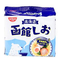 15687  nissin hakodate salt flavoured instant ramen noodles